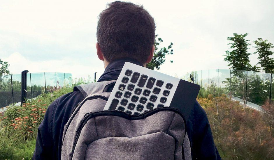 keyboard-in-reality
