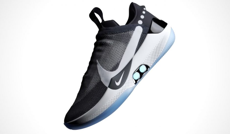 Adapt BB : la basket du futur selon Nike