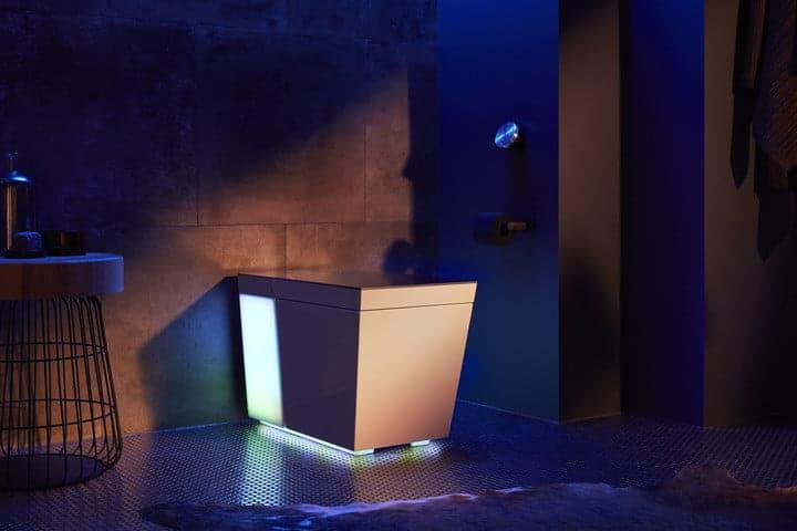 Les toilettes de Kohler, Numi 2?0 prennent en charge l'assistant vocal d'Amazon, Alexa.
