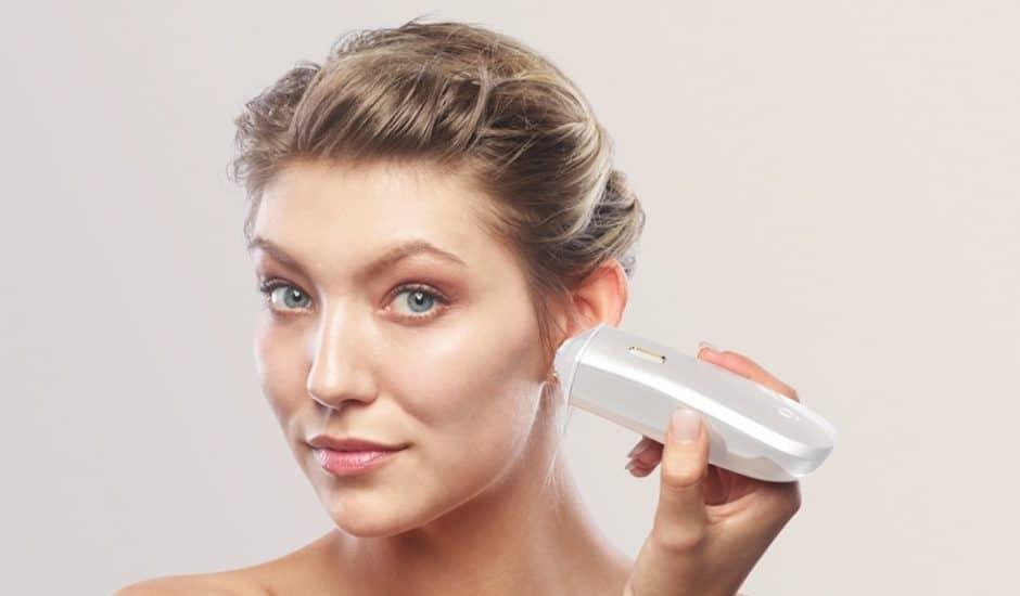 Procter & Gamble a présenté au CES 2019, un appareil aussi efficace qu'un filtre pour le visage : Opté