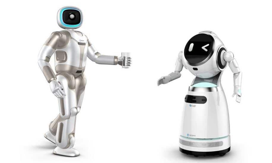 Ubtech présente deux nouveaux robots humanoïdes qui serviront à la vie domestique