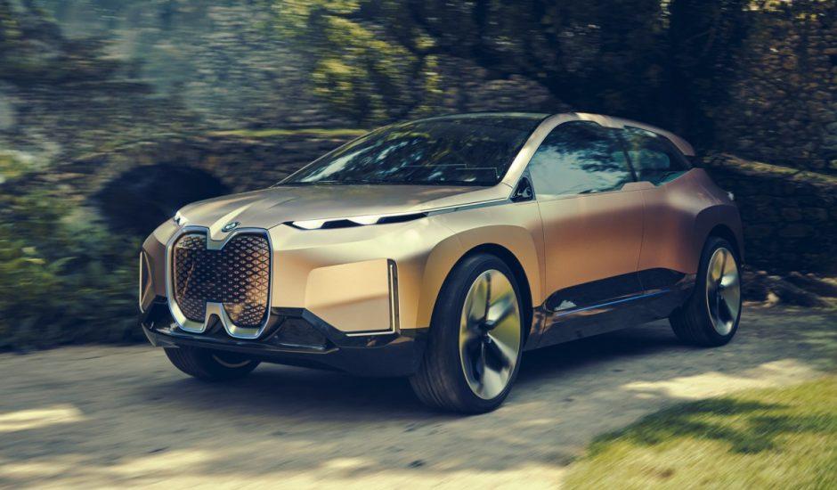 Le concept BMW iNext