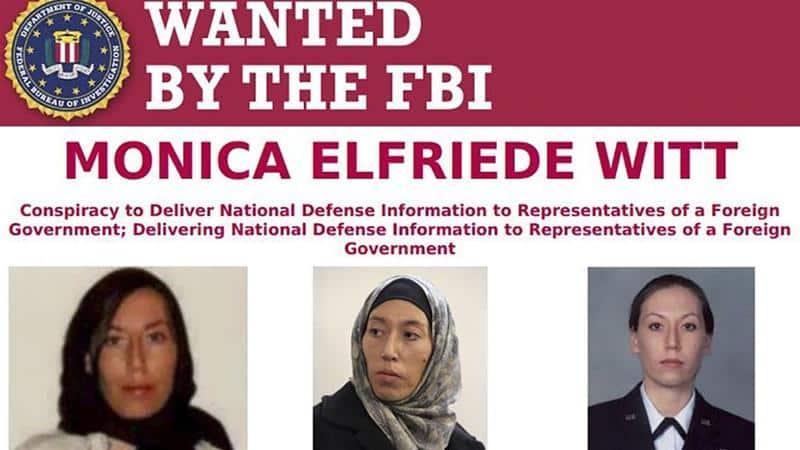 Une ancienne agent secret américaine a fourni des informations secrètes à l'Iran.