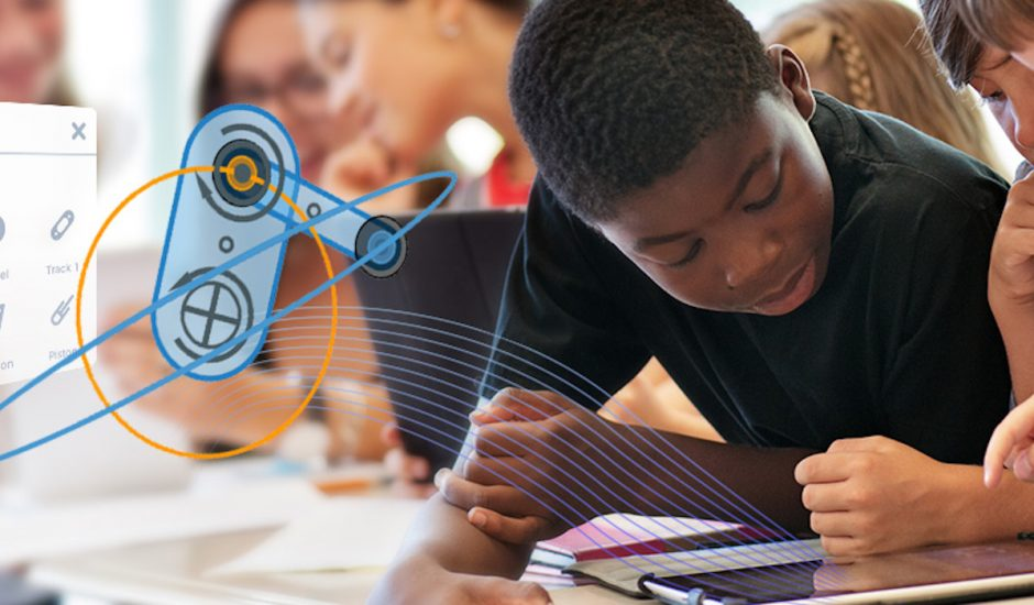 SolidWorks Apps for Kids Classroom