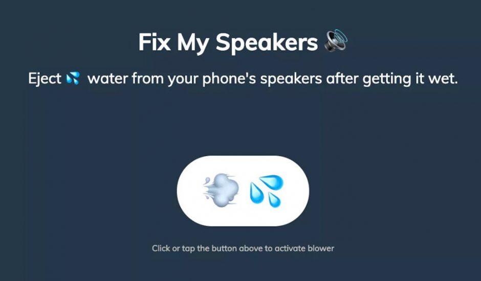 L'application qui pourrait sauver votre iPhone d'une chute dans l'eau.