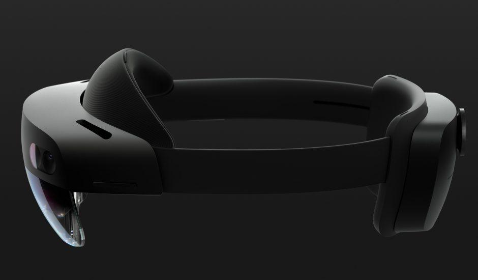 Nouveau casque HoloLens 2