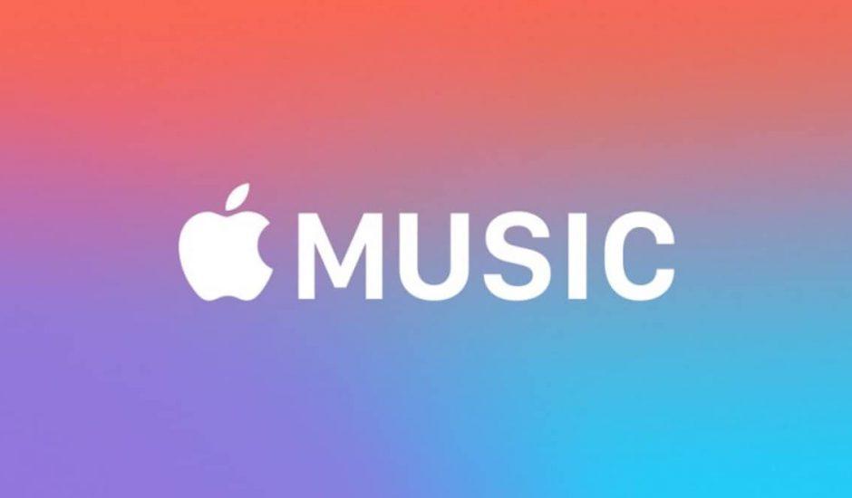 Logo Apple Music