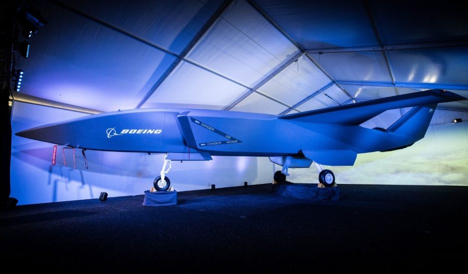 Le Boeing Airpower Teaming System, avion de chasse autonome
