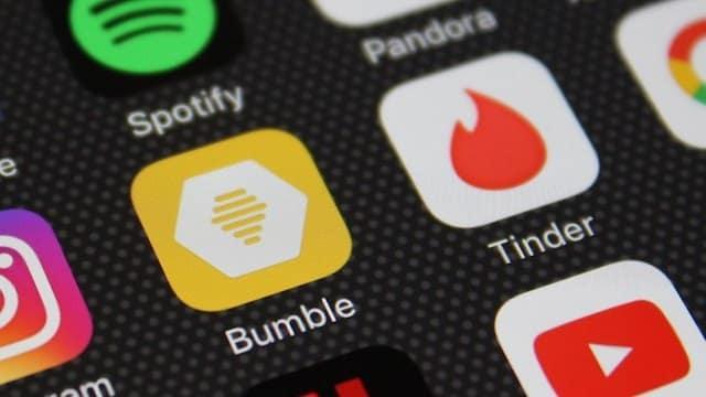 Bumble et Tinder