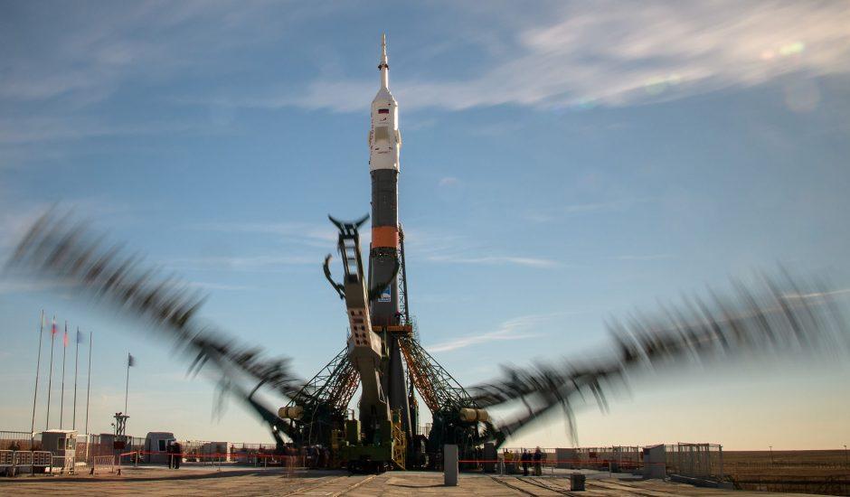 La Russie enverra deux touristes dans l'espace d'ici 2021.