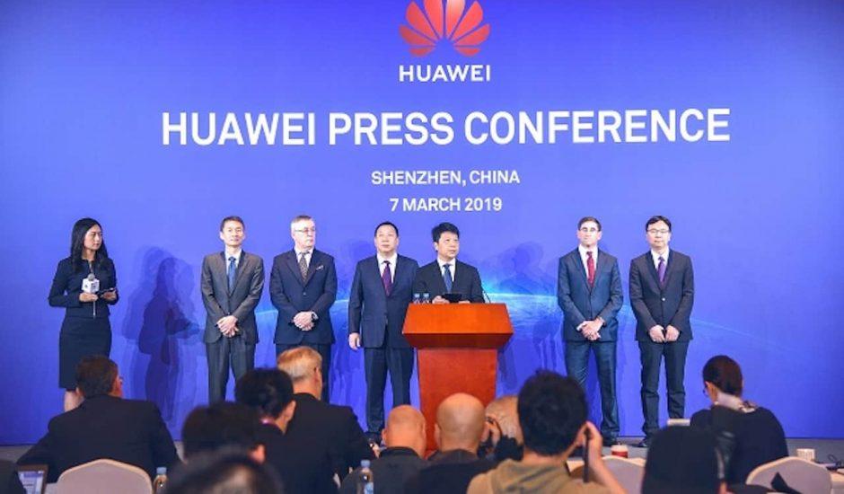 La Chine annonce qu'elle intente une action en justice contre les États-Unis.