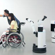 Deux nouveaux robots prévus exclusivement pour les Jeux olympiques de 2020.