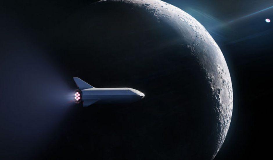 Starship va effectuer des essais au Texas.