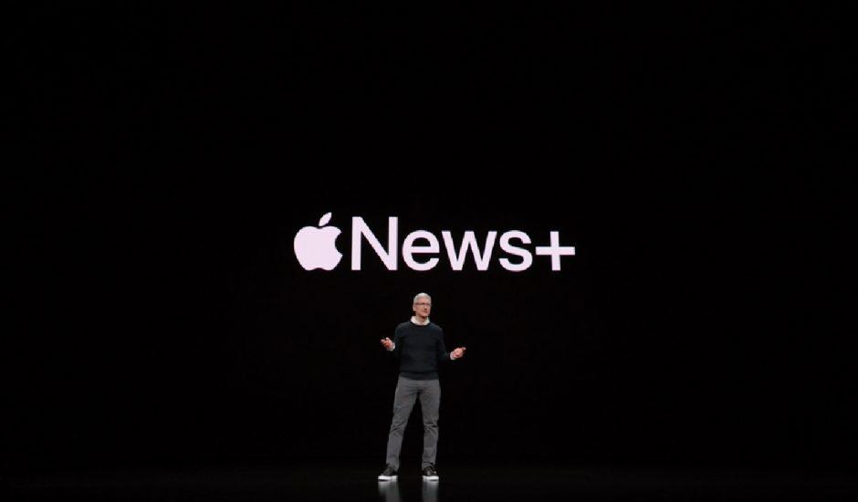 Apple News+ est officiellement lancé