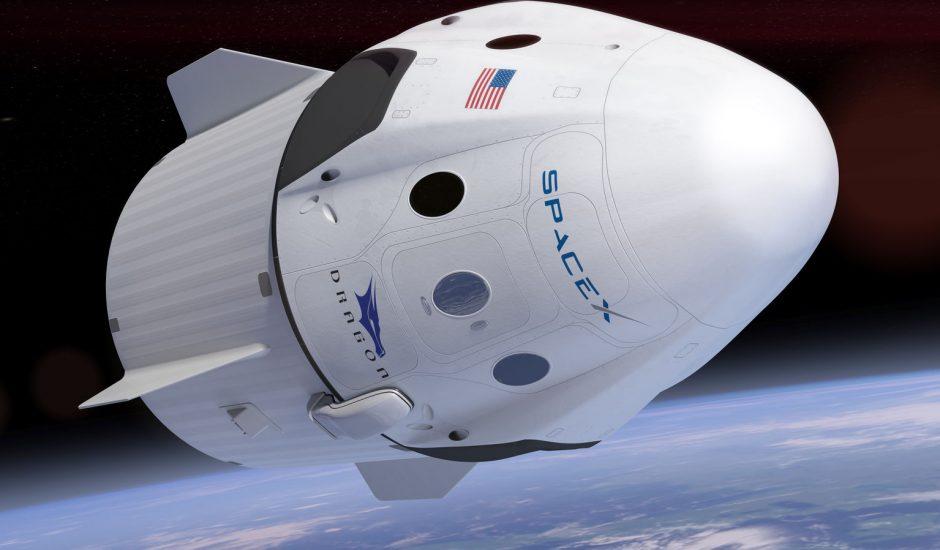 Une capsule dragon décolle samedi pour l'ISS. Un dernier test avant les vols habités.