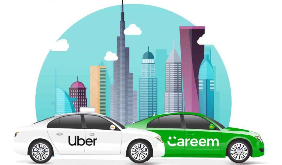 Uber fait l'acquisition de son rival du Moyen-Orient Careem