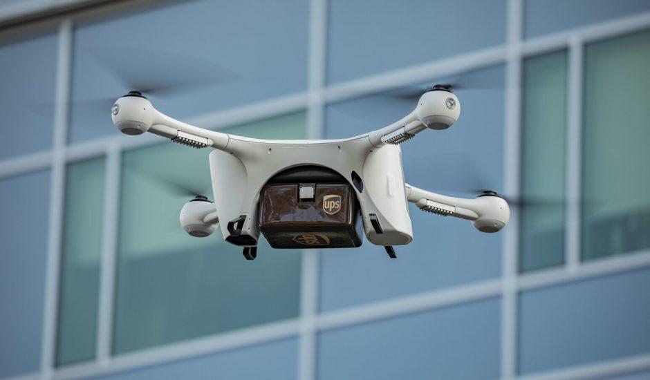 Aux États-Unis, des drones pour assurer les soins médicaux