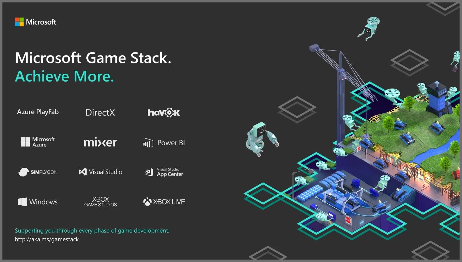 Microsoft Game Stack