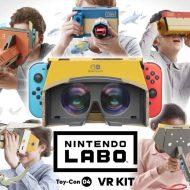 La VR arrive chez Nintendo