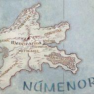 Númenor, l'île ou se déroulera la série le seigneur des anneaux d'Amazon