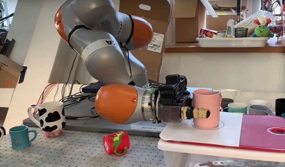 Les robots vont gagner en intelligence grâce au MIT.