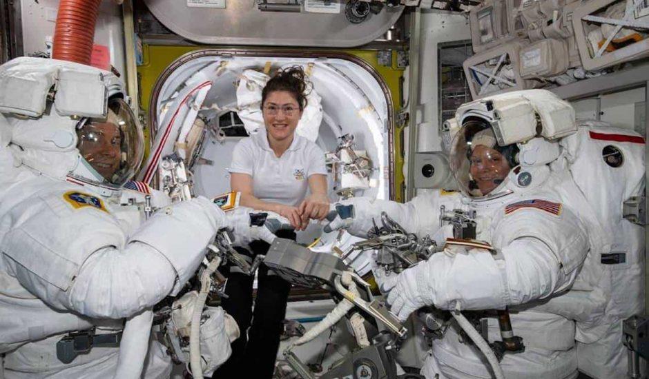 La NASA modifie une mission qui devait être 100% féminine.