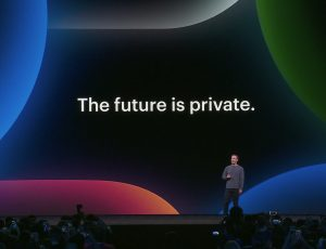 Phrase clé pour l'intervention de Mark Zuckerberg au F8 : the future is private