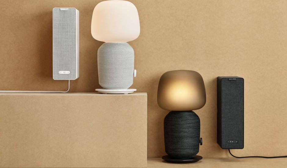 IKEA et Sonos dévoilent leur gamme Symfonisk