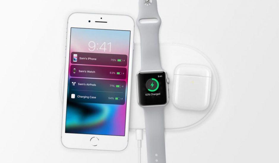 Apple ne sortira pas AirPower.