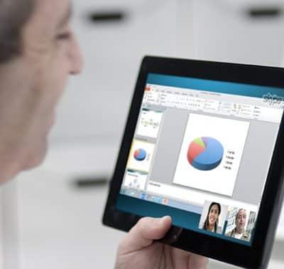 Le partage d'écran va bientôt être disponible sur l'application Skype.