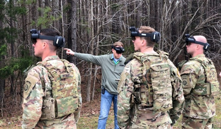 Les HoloLens 2 vont être utilisées par l'armée américaine.