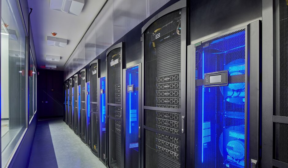 le data center au coeur d'IRL
