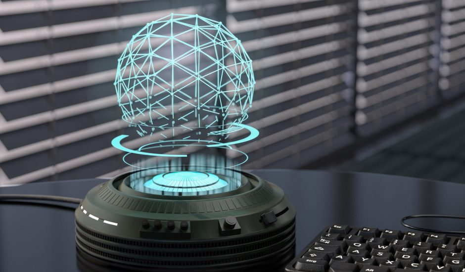 L'holographie, un nouveau moyen pour coder des informations quantiques.