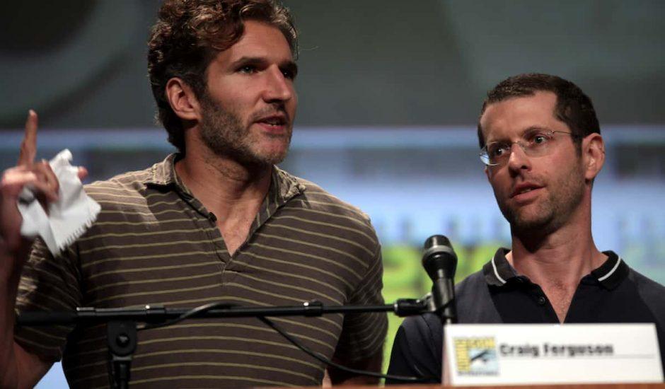 Les deux scénaristes de GOT associés à des mauvais auteurs par des utilisateurs de Reddit sur Google