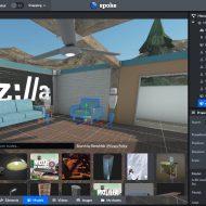 Mozilla Spoke disponible sur le web