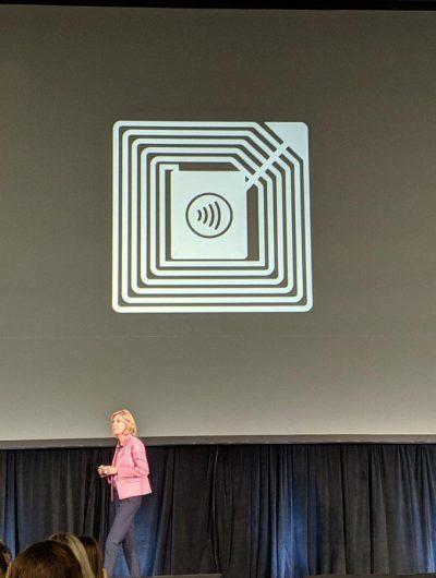 Tags NFC par Apple