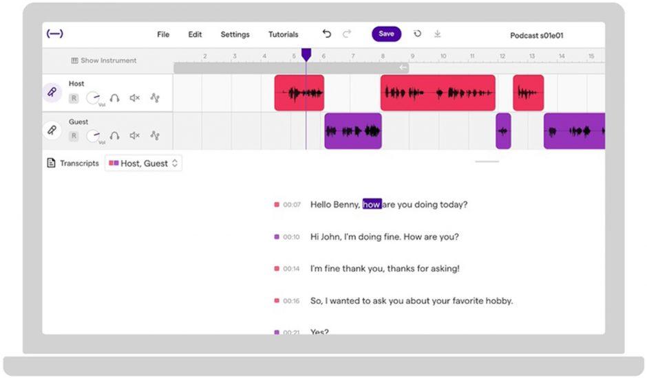 Soundtrap for Storytellers un outil pour réaliser un podcast de A à Z