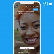 Twitter accueillent de nouvelles fonctionnalités pour les conversations en live vidéo
