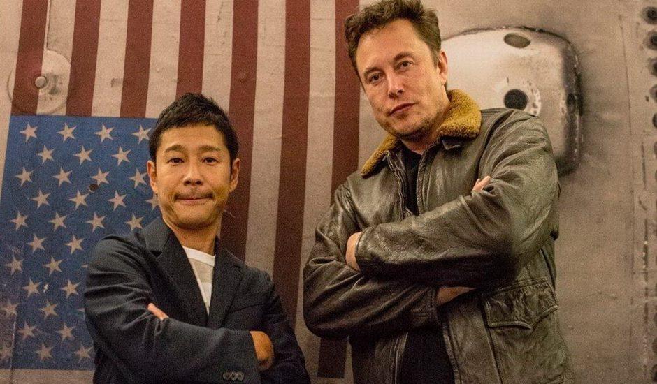 Yasaku Maezawa, premier touriste spatial, déclare être fauché