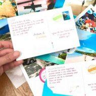 plus besoin de timbre avec la carte postale en ligne