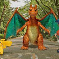 Google lance une version Pokémon sur Playmoji
