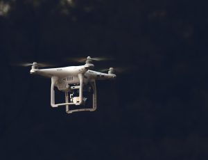 Un drone DJI