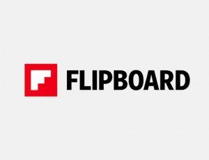 Logo de Flipboard