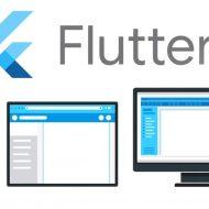 Flutter application web etc.