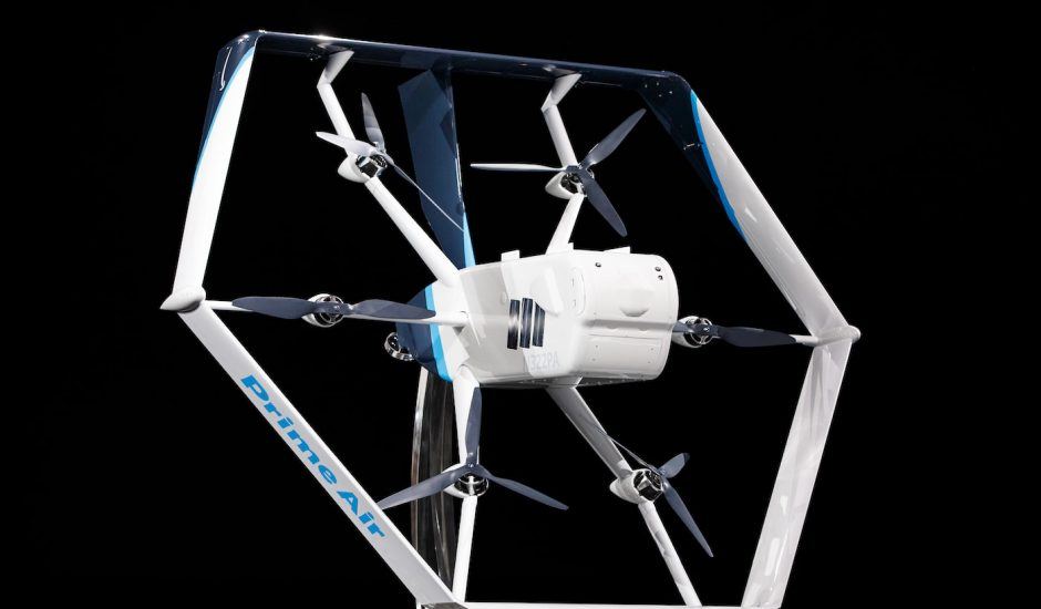 Amazon drone livraison
