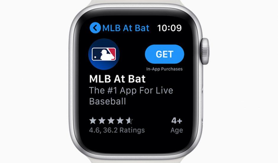 Apple Watch App Store