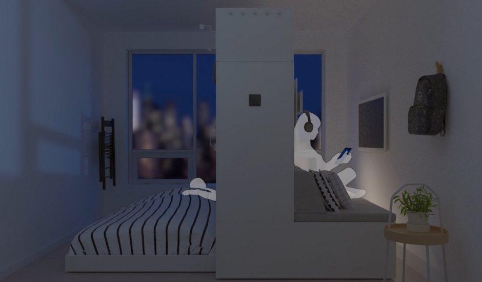 Ikea lance un meuble robotique pour optimiser l'espace dans les logements