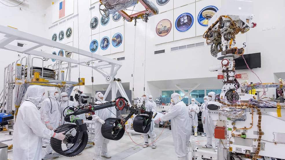 roues Mars 2020