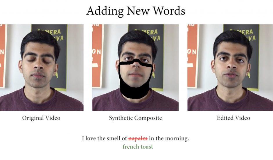 Un nouveau logiciel serait en cours de conception pour les deepfakes.