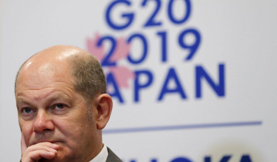 Le G20 veut imposer un taux d'imposition commun.